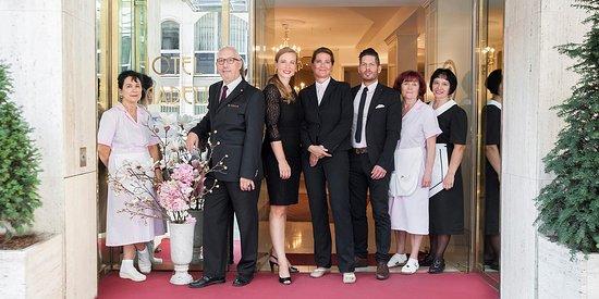 Hotel Amadeus Team