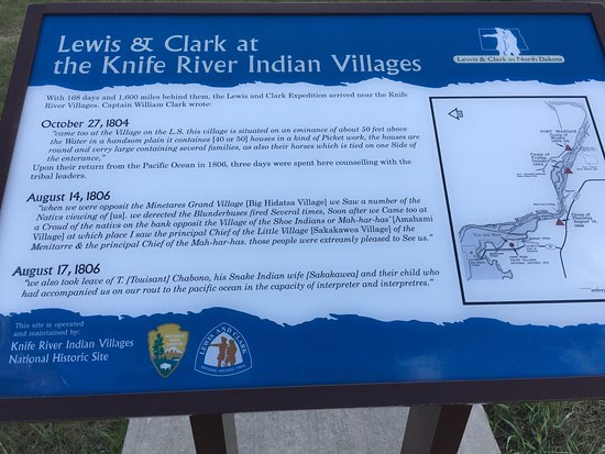 North Dakota: Knife River Indian Villages