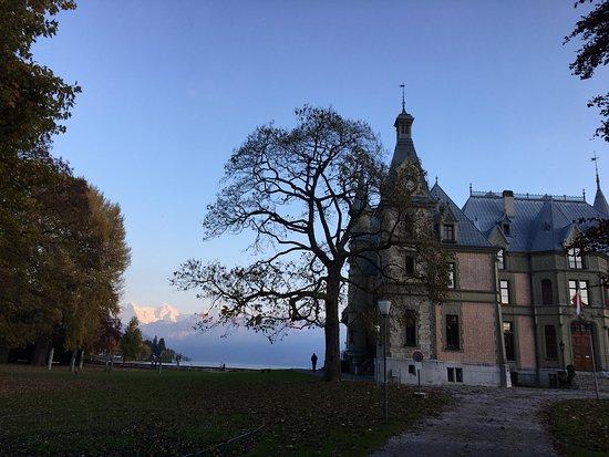 Thun, Schweiz: Schadau Park