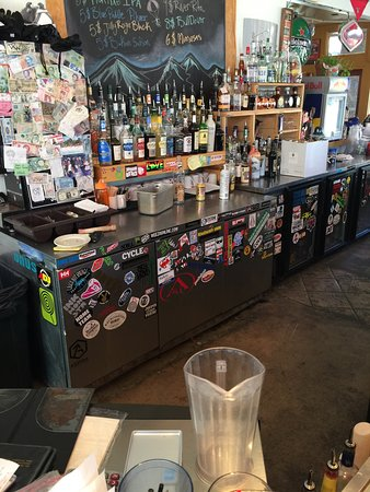 Keystone, CO: Bar before tubing