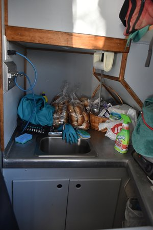 Port McNeill, Canadá: The Galley!