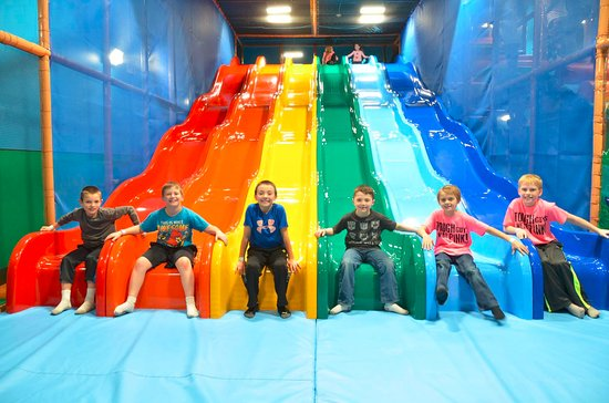 Kingston, MA: The ultimate indoor play park for heart-pumping, family-friendly fun!