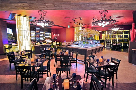 at Rodizio Grill Columbus. When you're in the mood for a truly unique dining experience, grab some friends and come to Rodizio Grill in Columbus, Ohio. Located in the Arena District in downtown Columbus, our authentic churrascaria has a wide assortment of rotisserie grilled meats and award-winning salads from our salad bar to please all palates.