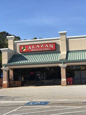 Seneca, Νότια Καρολίνα: Alanzan Mexican Restaurant