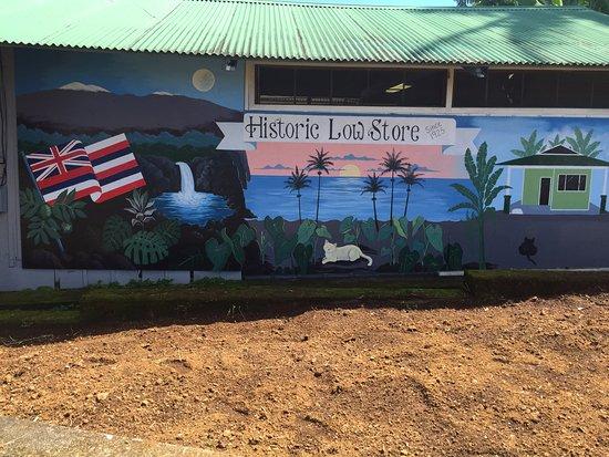 Pepeekeo, Havai: Low store