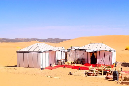 Nomade Experience  Day Trips: sahara luxury camps