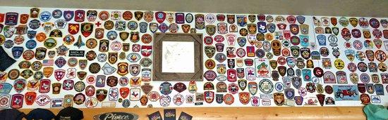 South Fork, CO: first responder badges