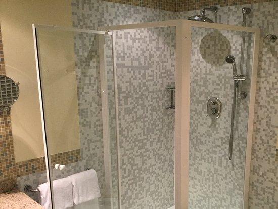 Quarto D'Altino, Italy: Shower