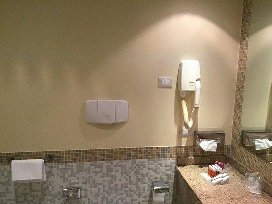 Quarto D'Altino, Italy: Bathroom