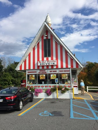 Red Rooster Drive-In: Great place