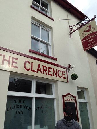 Brecon, UK: The Clarence Inn