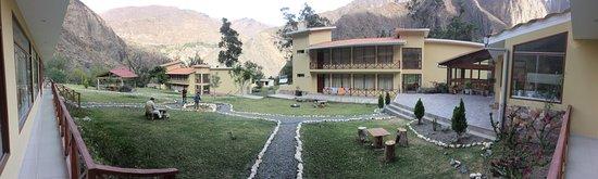 Churin, Peru: Vistas del Fundo