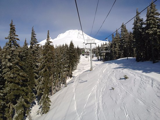 Sandy, Oregón: A great day at Timberline in 2015!