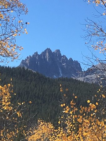 Ketchum, ID: Sawtooth Mountains