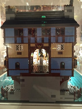Coventry, UK: Lego landscapes and history