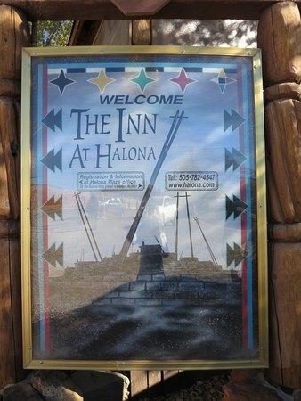 Zuni, Nuevo Mexico: The Inn at Halona
