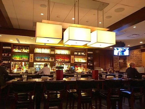 Wildfire Tysons Galleria Bar Area Of The Restaurant