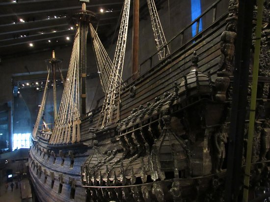 Vasa ship picture of vasa museum stockholm tripadvisor for Vasa ship