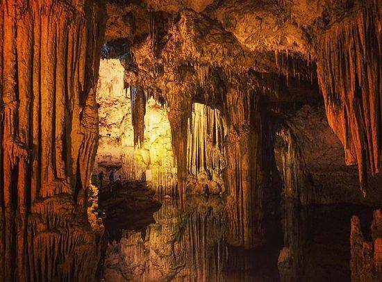 Freccia delle Grotte - Escursioni Grotte di Nettuno