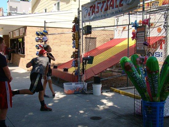 Tipton, PA: Games