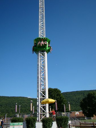Tipton, PA: The Big Drop Down