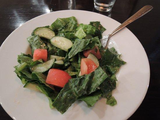 Fratelli's Kitchen & Pizzaria: Dinner Salad