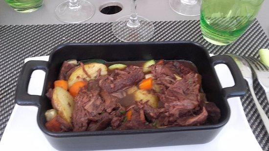 Caissargues, France: plat typique