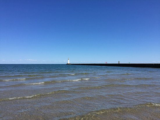 View of Sodus Point Lighthouse