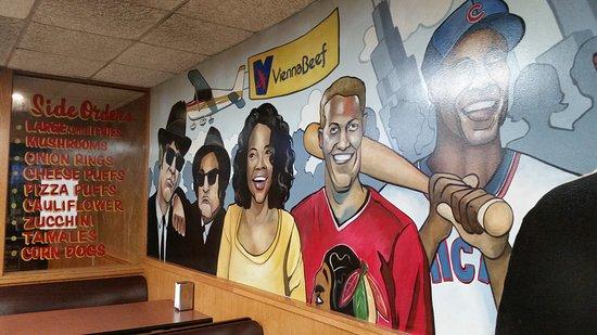 Skokie, IL : The Blues Brothers, Oprah, Bobby Hull & Ernie Banks!