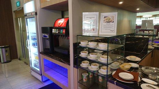 Sats Premier Lounges Photo
