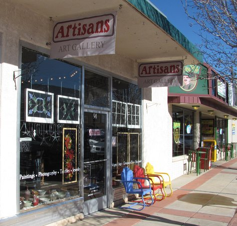Cedar City, UT: Artisans Art Gallery