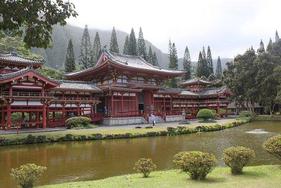 Kaneohe, Χαβάη: Byodo-in Temple