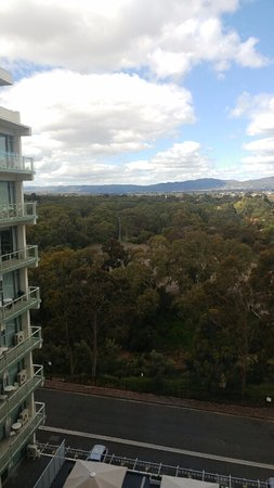 Walkerville, Australia: View From Room
