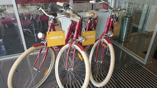 Walkerville, ออสเตรเลีย: Bikes To Hire
