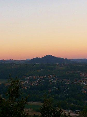 Panorama Visibile Dalla Terrazza Del Ristorante Belvedere Di