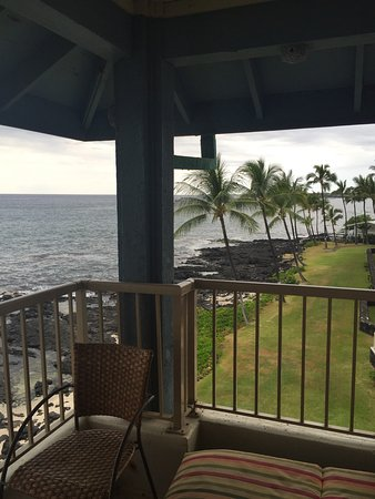 Balcony - Kona Reef Resort Photo