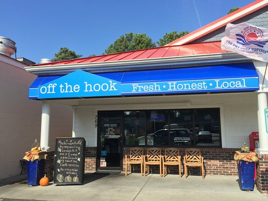 Off The Hook Bethany Beach Menu Prices Amp Restaurant