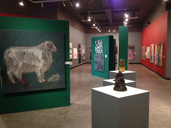 Penticton, Kanada: Behind the Lines: Contemporary Syrian Art