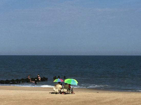 Rehoboth Beach Boardwalk: view