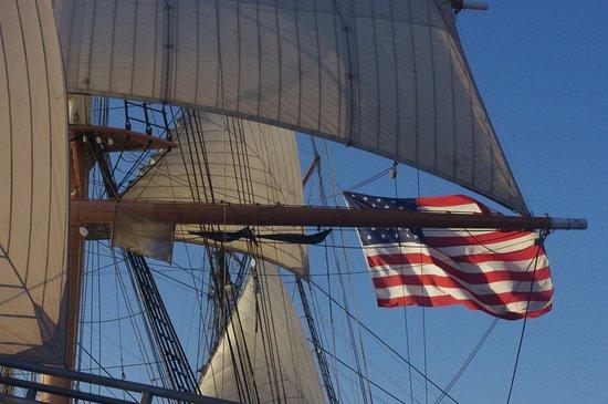 Maritime Museum of San Diego Aufnahme