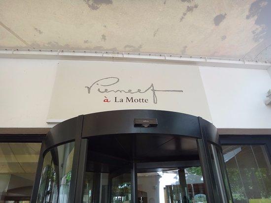 Franschhoek, Sudáfrica: Restaurante - La Motte Wine Estate