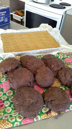 Motueka, Selandia Baru: biscuits