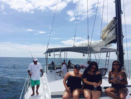 Herradura, Kosta Rika: On board