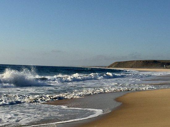 Punta Lobos: Caminata al atardecer, un lugar muy tranquilo y relajarte
