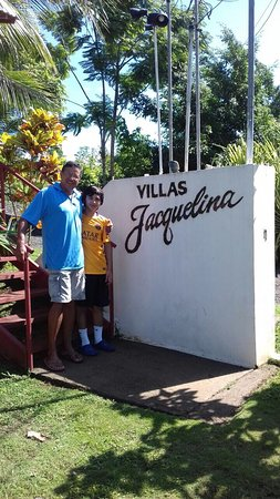 Villas Jacquelina : Steve, a great host.
