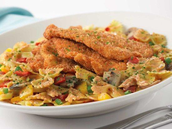 Brea, CA: ,Louisiana Chicken Pasta