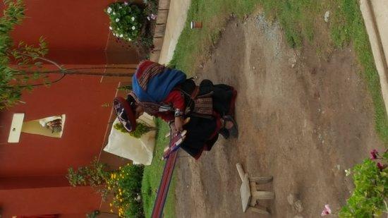 Chinchero, Peru: Centro Texti Urpi
