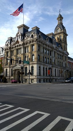 Amazing Wooster architecture is an easy landmark to recognize