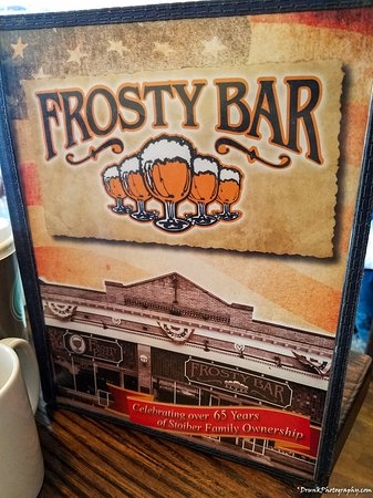 Frosty Bar Incorporated: Frosty