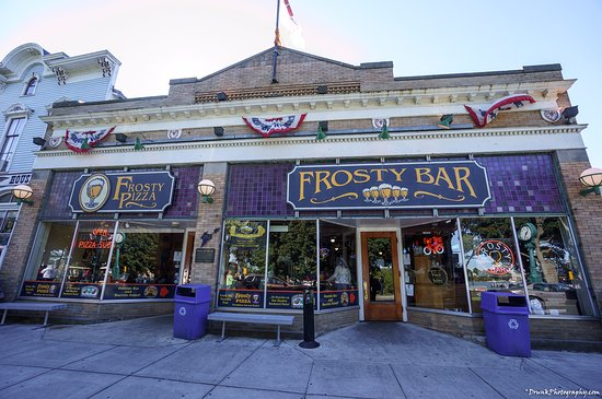 Frosty Bar Incorporated: Frosty Bar front